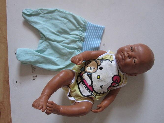 Makerist - Hose in Größe 50 fürs Puppenkind - Nähprojekte - 2