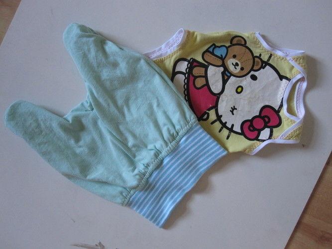 Makerist - Hose in Größe 50 fürs Puppenkind - Nähprojekte - 3