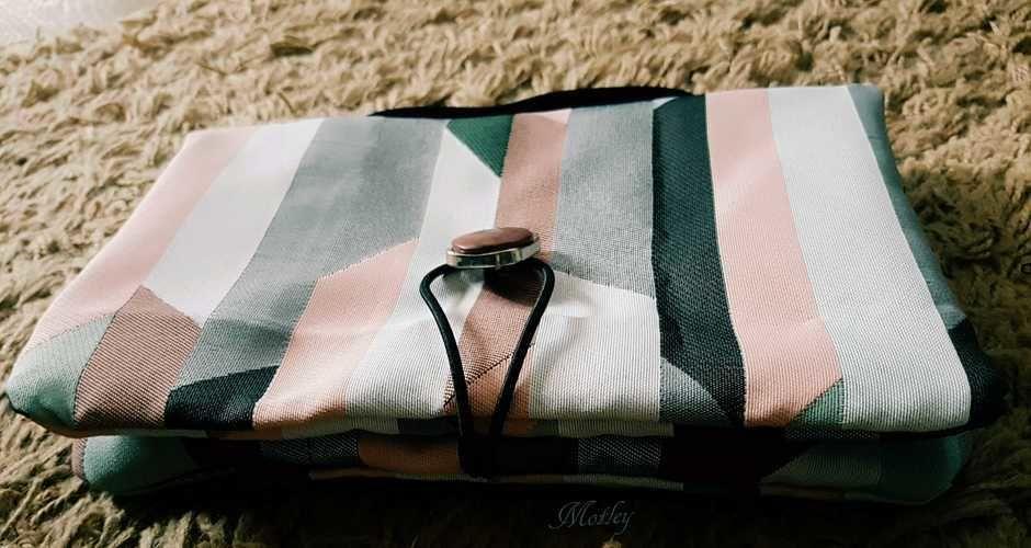 Makerist - Kleine Windeltasche für eine ganz besondere Freundin - Nähprojekte - 1