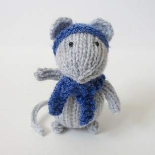 Makerist - Festive Mice - 1