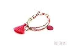 Makerist - Bracelet en liberty - 1