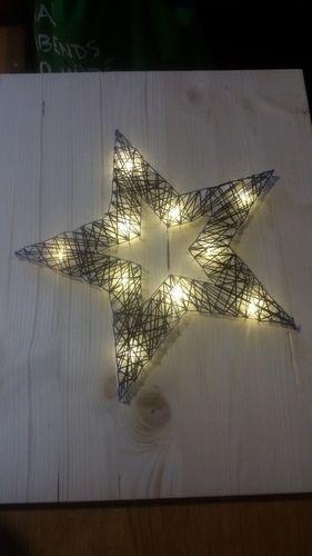 Makerist - beleuchtetes Fadenbild - DIY-Projekte - 1