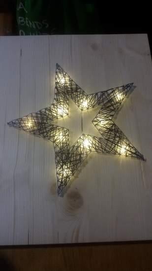 Makerist - beleuchtetes Fadenbild - 1