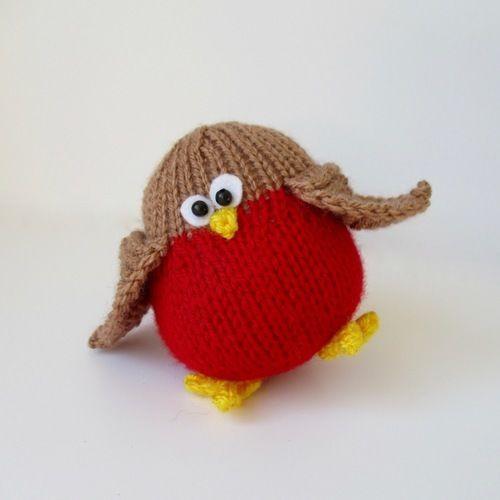 Makerist - Robin - Knitting Showcase - 1