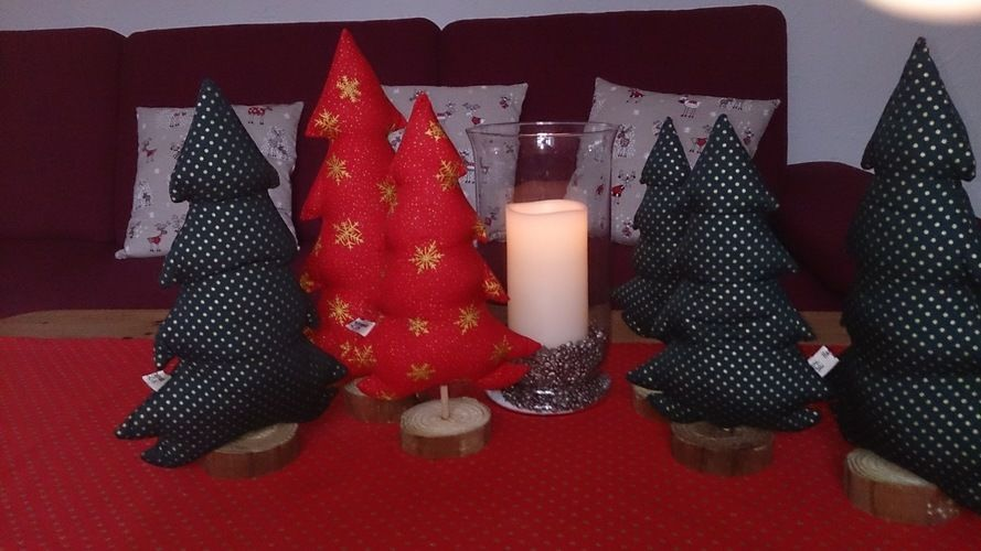 Makerist - Nähen in der Adventszeit  - Nähprojekte - 1