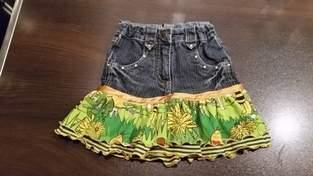 Makerist - Jeansröcke aus Stoff Reste - 1