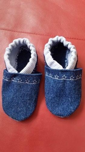 Makerist - Baby Schuhe - Nähprojekte - 2