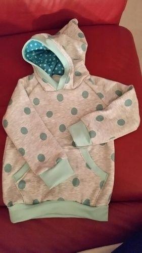 Makerist - Pullover Hoody für Baby und Kleinkind - Nähprojekte - 1