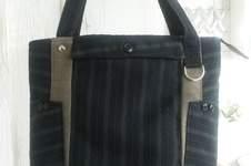 Makerist - Upcycling-Tasche - 1