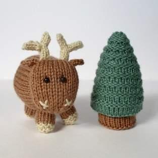 Makerist - Rene the Reindeer - 1