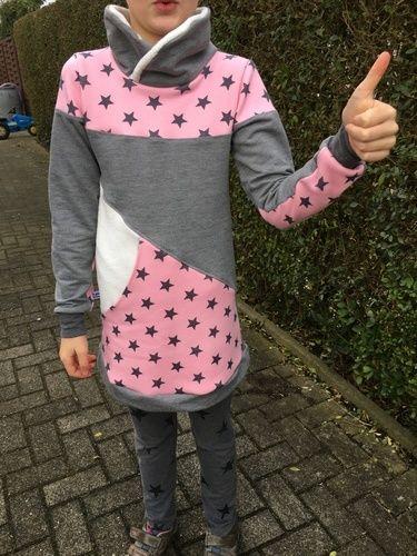 Makerist - Beestyle tochter pullover - Nähprojekte - 2
