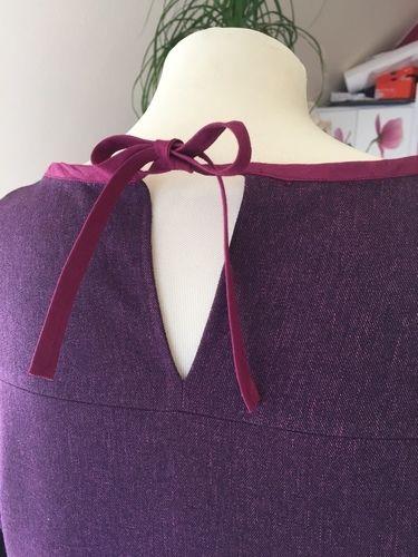 Makerist - A-Linien Kleid  - Nähprojekte - 2