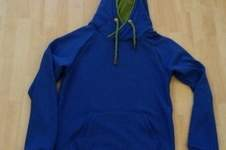 Makerist - Männer-Hoodie aus kuscheligem Alpenfleece  - 1