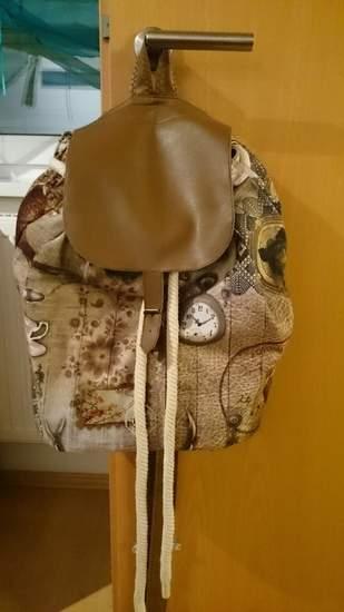 Makerist - Rucksack mit Kordelzug #1 - 1