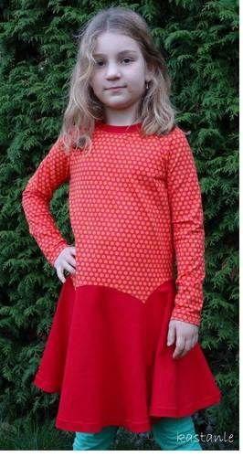 Makerist - Mädchenkleid Bluebell von klecksMACS - Nähprojekte - 1