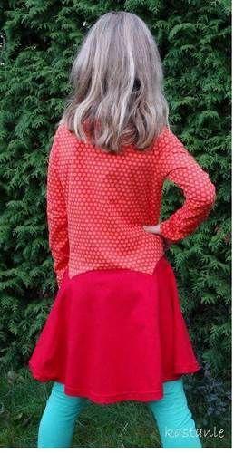 Makerist - Mädchenkleid Bluebell von klecksMACS - Nähprojekte - 3