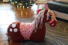 Makerist - Ein Reittier vom Weihnachtsmann für meine Kleine - 1