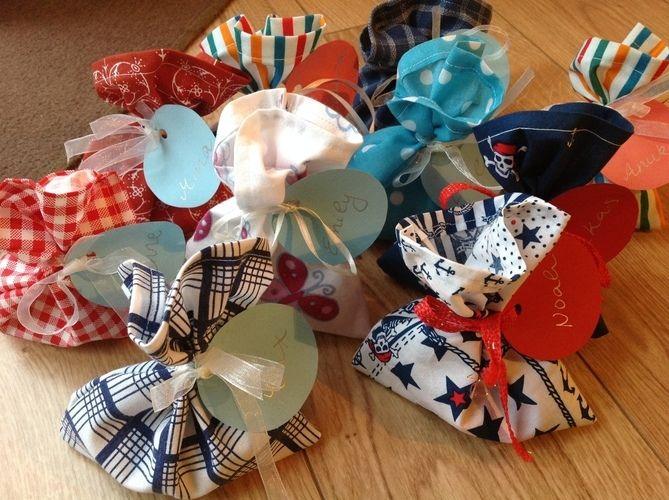 Makerist - Stoffsäckchen als Geburtstags-Mitgebsel - Nähprojekte - 2