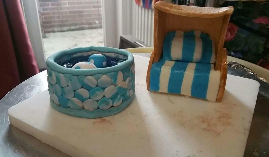 Makerist - Gartenparadies - Torten, Cake Pops und Cupcakes - 3