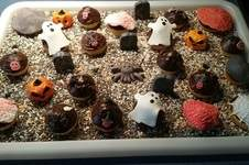 Makerist - Halloween Muffins - 1