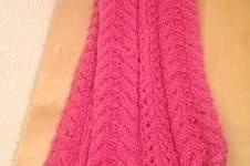 Makerist - Schal für meine Nichte - 1