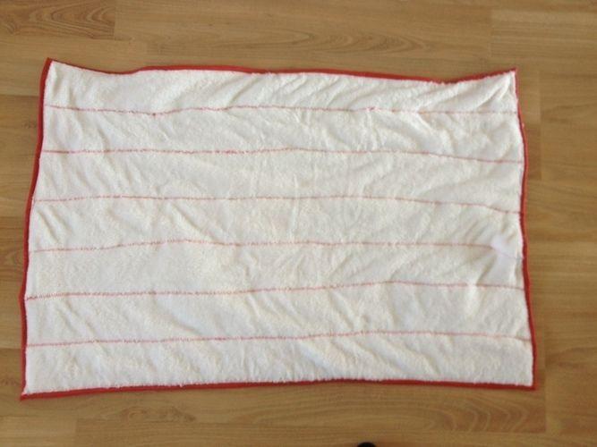 Makerist - Patchwork-Decke nach Anleitung von Pattydoo - Nähprojekte - 2