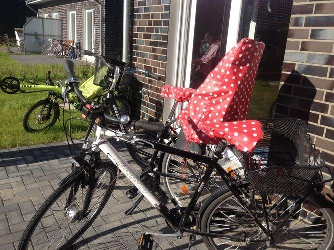 Makerist - Fahrradsitzbezüge - Nähprojekte - 2