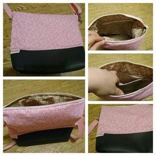 Makerist - Tasche Milow von Zucker und Zimt Design - 1