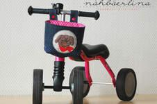 Makerist - Lenkertasche für Puky (oder Kinderfahrrad) genäht von nähbäerlina - 1