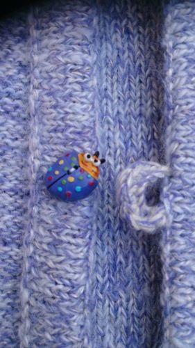 Makerist - Baby Kapuzenjacke für meine Nichte - Strickprojekte - 3