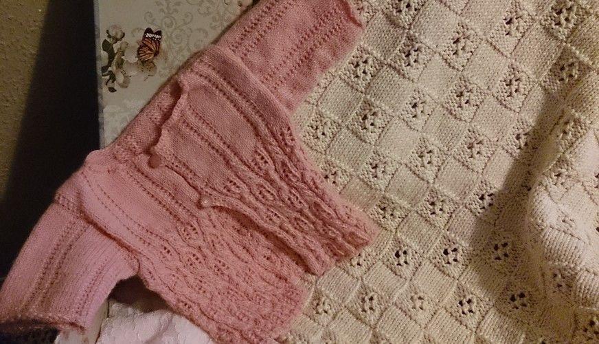 Makerist - Baby Jacke aus Sockenwolle  - Strickprojekte - 3