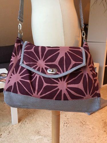 """Makerist - Handtasche """"Lea"""" - Nähprojekte - 1"""