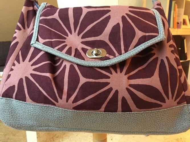 """Makerist - Handtasche """"Lea"""" - Nähprojekte - 2"""