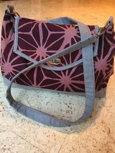 """Makerist - Handtasche """"Lea"""" - Nähprojekte - 3"""