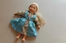 Makerist - märchenhaftes Puppenkleider-Set - 1