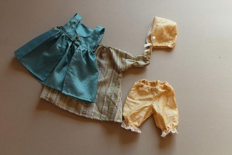 Makerist - märchenhaftes Puppenkleider-Set - Nähprojekte - 2