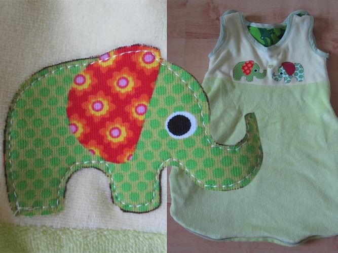 Makerist - Babyschlafsack 2 - Nähprojekte - 1