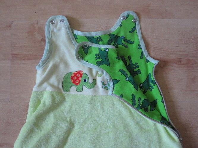 Makerist - Babyschlafsack 2 - Nähprojekte - 2