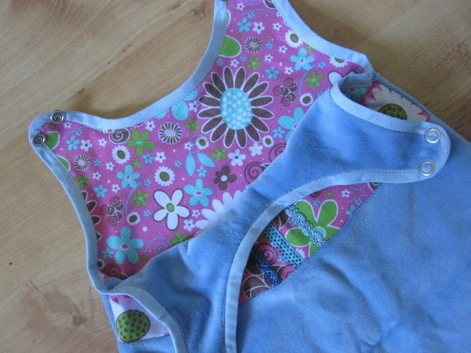 Makerist - Babyschlafsack 3 - Nähprojekte - 2