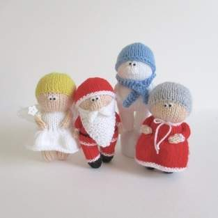 Makerist - Christmas Dolls - 1