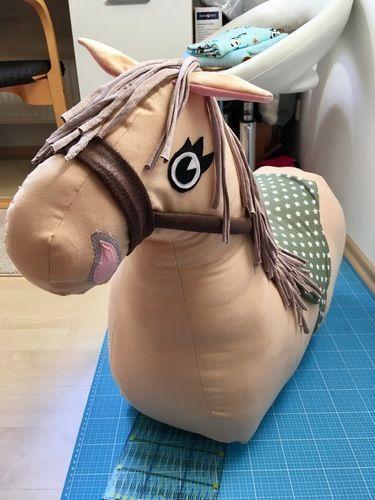 Makerist - Reittier Pferd - Nähprojekte - 2