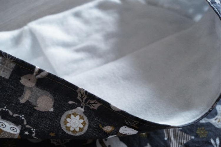 Makerist - Herbstloop aus Fleece und Baumwolle - Nähprojekte - 2