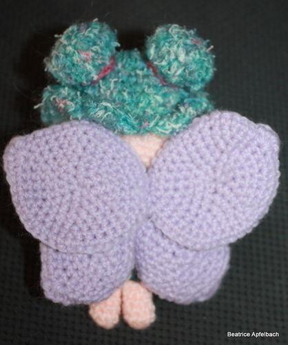 Makerist - Little Butterfly - Häkelprojekte - 3