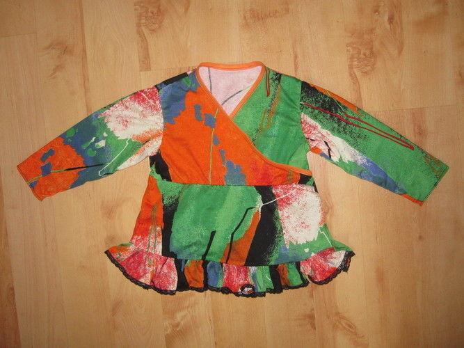 Makerist - Kleidchen in Wickeloptik 1 - Nähprojekte - 1