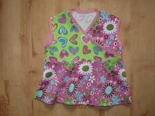 Makerist - Kleidchen in Wickeloptik: die Sommervariante - 1