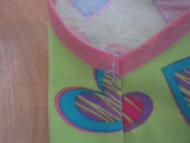 Makerist - Kleidchen in Wickeloptik: die Sommervariante - Nähprojekte - 2