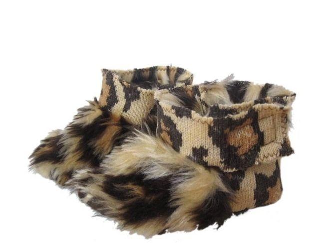 Makerist - falsches Leoparden-Fellchen - Nähprojekte - 1