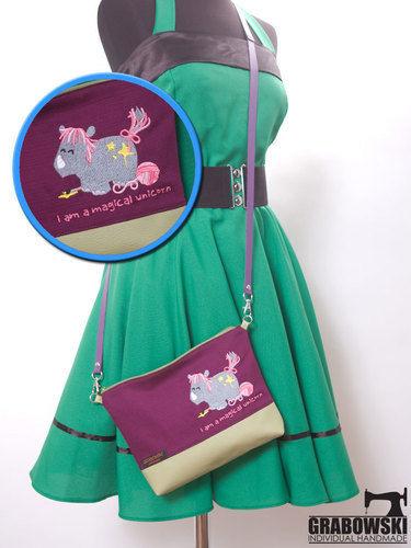 Makerist - Handtasche *MARY JANE* - Nähprojekte - 1