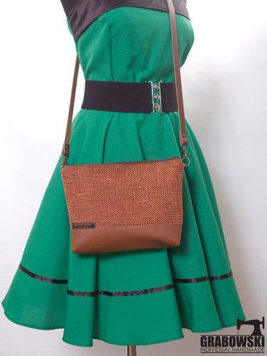 Makerist - Handtasche *MARY JANE* - Nähprojekte - 3