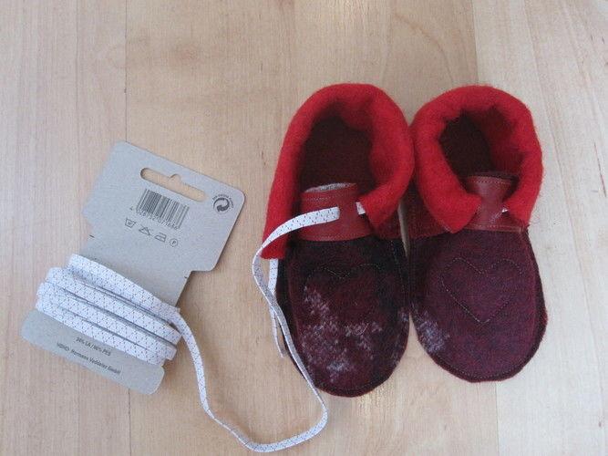 Makerist - Krabbelschuhe mit Herz - Nähprojekte - 1